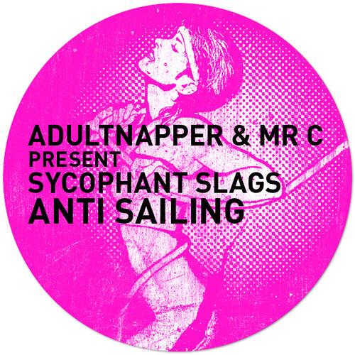 Album Art - Anti Sailing EP