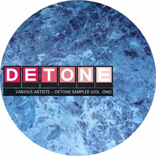 Album Art - Detone Sampler (Vol. One)