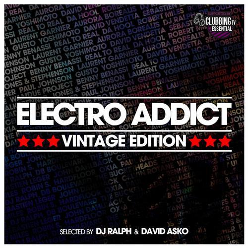 Album Art - Electro Addict (Vintage Edition) (Selected By DJ Ralph & David Asko)