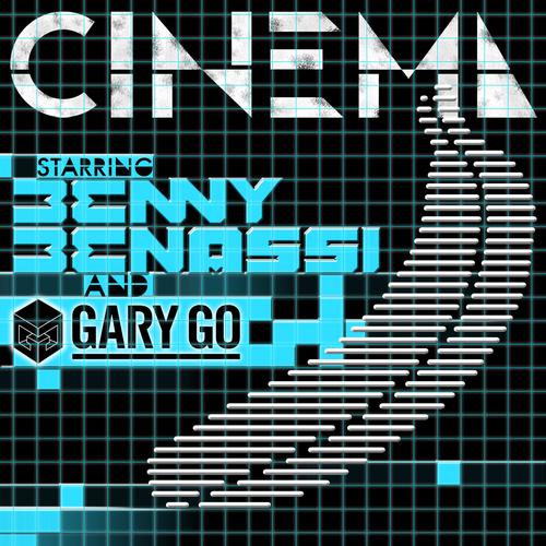 Album Art - Cinema feat. Gary Go