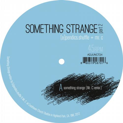 Something Strange Part Two Album Art