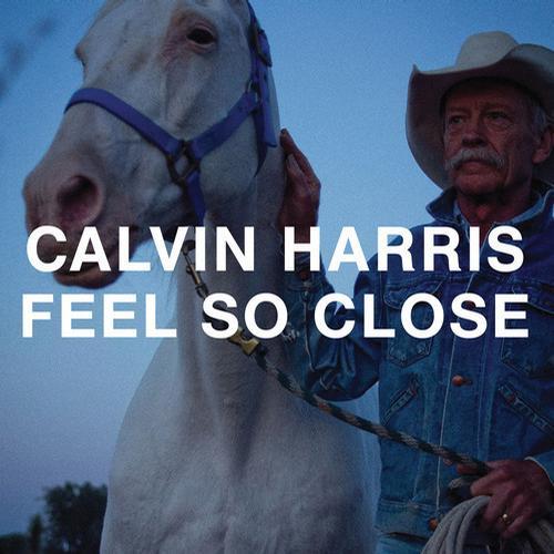 Album Art - Feel So Close