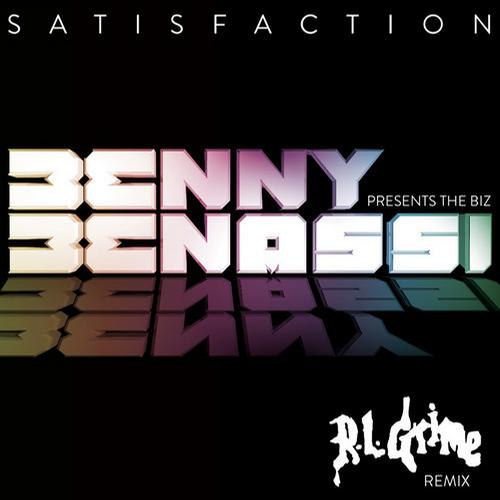 Album Art - Satisfaction (Benny Benassi Presents The Biz) - RL Grime Remix