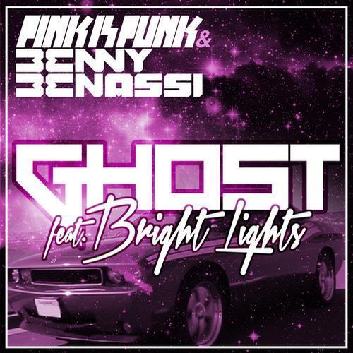 Album Art - Ghost (feat. Bright Lights)