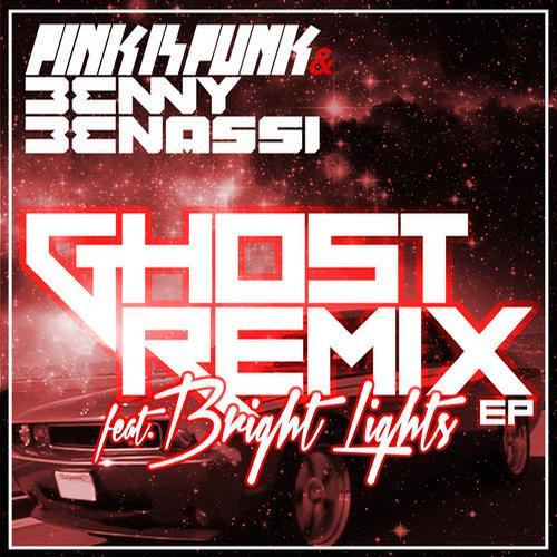 Album Art - Ghost - Remixes