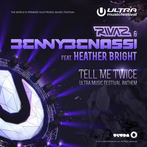 Album Art - Tell Me Twice (Ultra Music Festival Anthem) - Remixes
