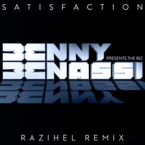 Album Art - Satisfaction - Razihel Remix