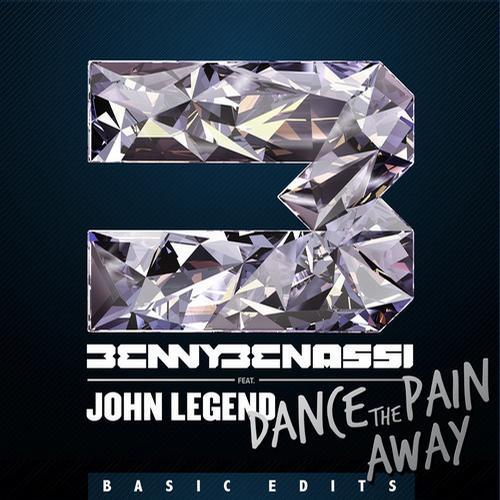 Album Art - Dance The Pain Away - Basic Extended
