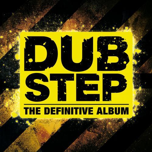 Dubstep The Definitive Album Album Art