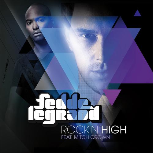 Album Art - Rockin' High