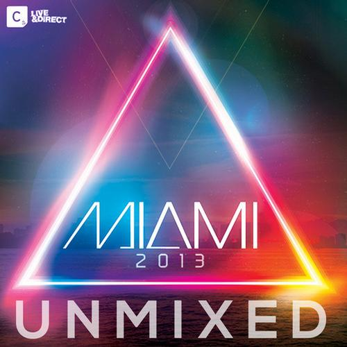 Album Art - Miami 2013 - Unmixed DJ Format