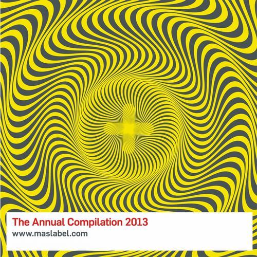 The Annual Compilation 2013 Album Art