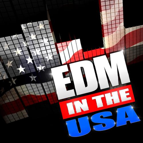 Album Art - EDM in the USA