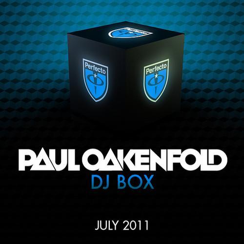 Album Art - DJ Box - July 2011
