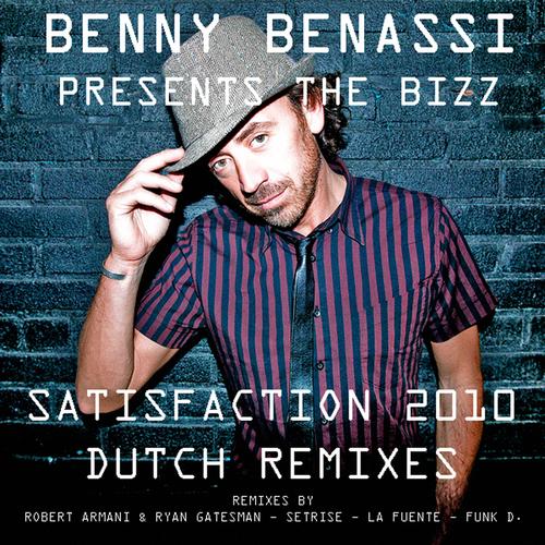 Album Art - Satisfaction 2010 - Dutch Remixes