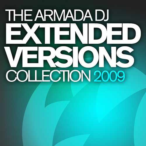 Album Art - The Armada DJ Extended Versions Collection 2009