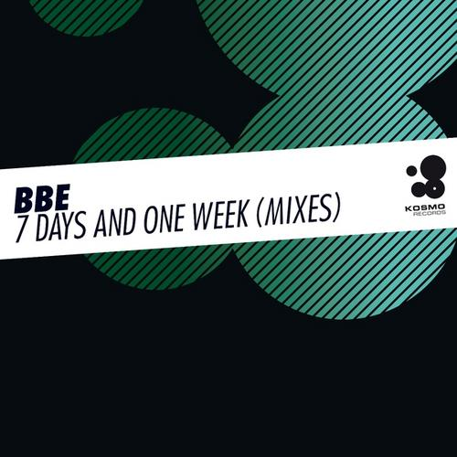 Album Art - 7 Days And One Week (Mixes)