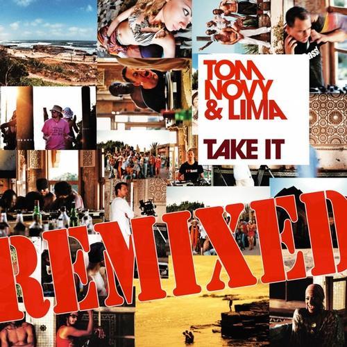 Album Art - Take It (Remixed)