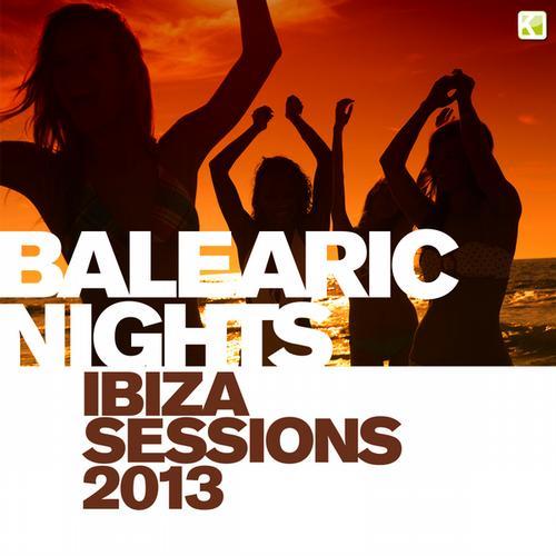 Album Art - Balearic Nights (Ibiza Sessions 2013)