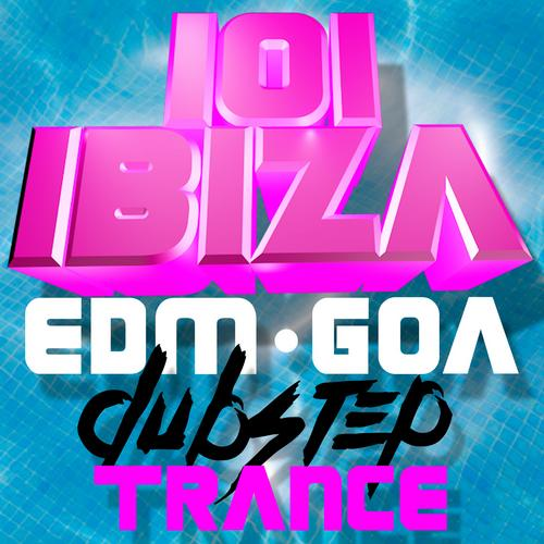 Album Art - 101 Ibiza EDM Goa Dubstep Trance