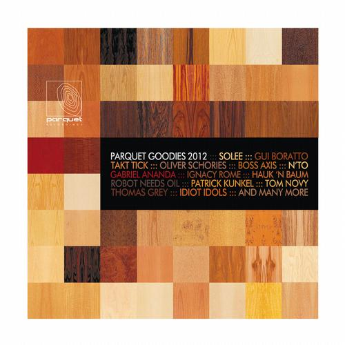 Album Art - Parquet Goodies 2012