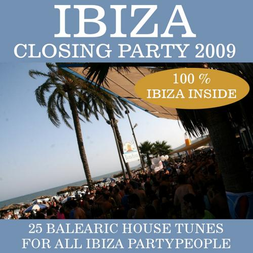 Album Art - Ibiza Closing Party 2009