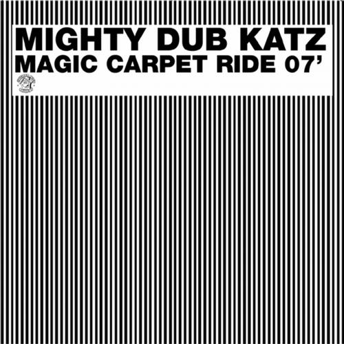 Album Art - Magic Carpet Ride 07'
