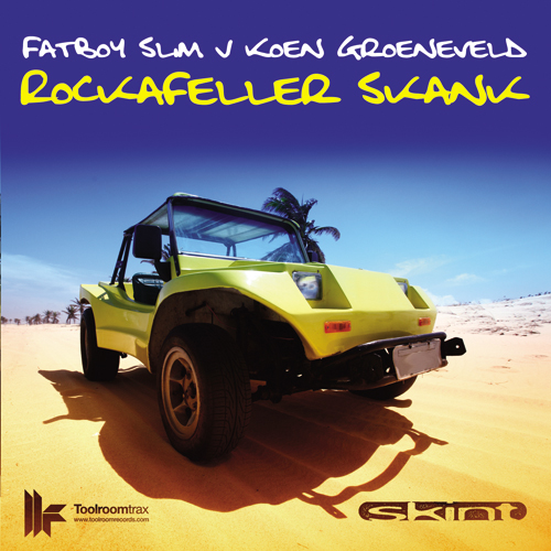 Album Art - Rockafeller Skank