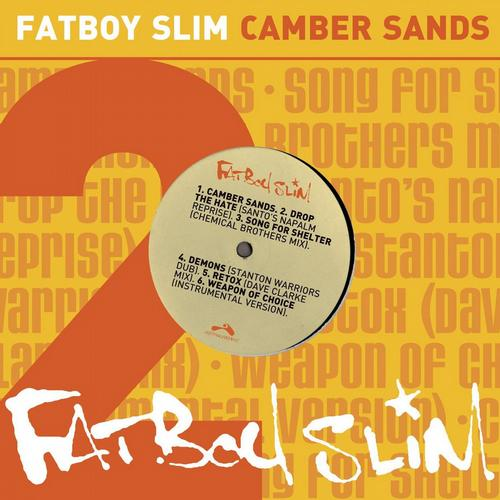 Album Art - Camber Sands