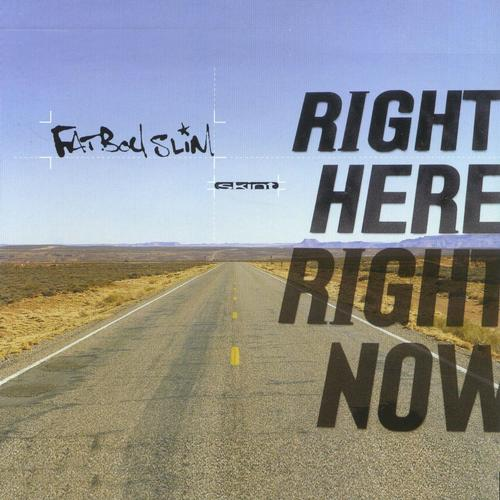 Album Art - Right Here, Right Now
