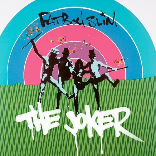 Album Art - The Joker (Justin Robertson Mixes)