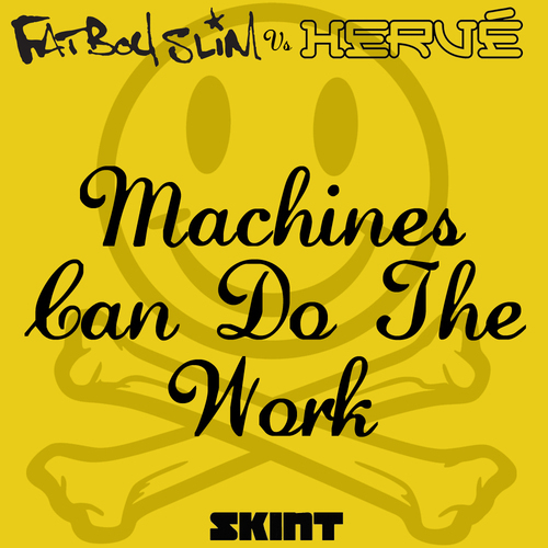 Album Art - Machines Can Do The Work