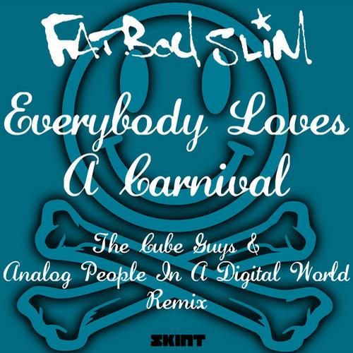 Album Art - Everybody Loves A Carnival - The Cube Guys & Analog People In A Digital World Remix