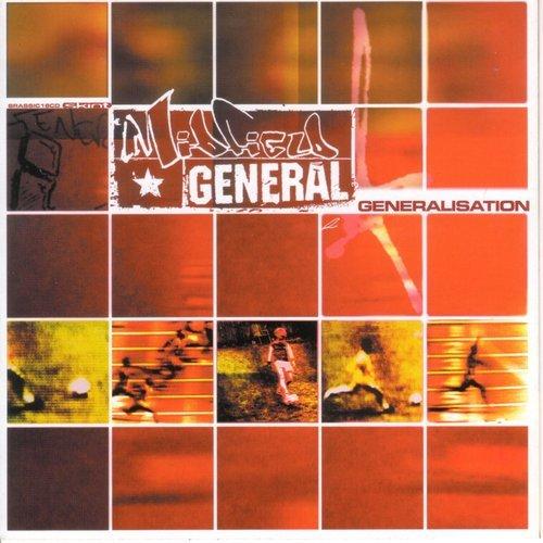 Album Art - Generalisation - Beatport Edition