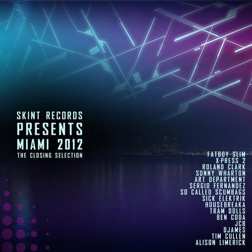 Album Art - Miami 2012 - The Closing Selection