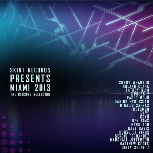 Album Art - Miami 2013 : The Closing Selection