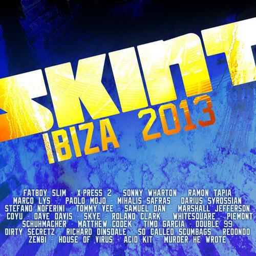 Album Art - Ibiza 2013