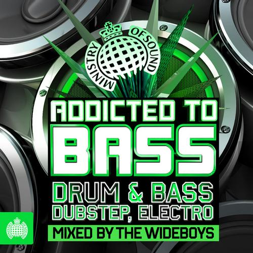 Album Art - Addicted To Bass - Dubstep, Drum + Bass, Electro