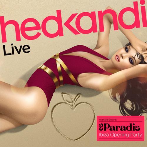 Album Art - Hed Kandi Live Es Paradis (Ibiza Opening Party 2013)