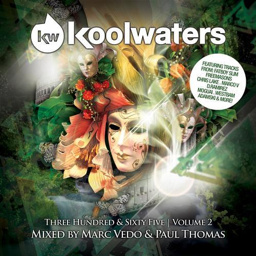 Album Art - Koolwaters 365 Vol. 2 (Mixed By Marc Vedo & Paul Thomas)