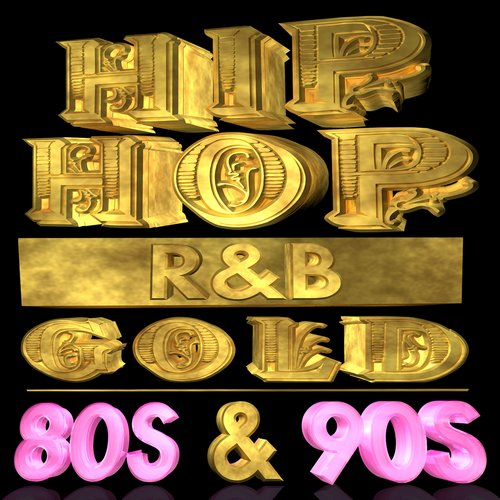 Album Art - Hip Hop R&B Gold 80s & 90s