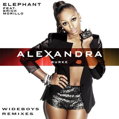 Album Art - Elephant (Wideboys Remixes)