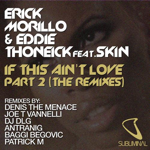 Album Art - If This Ain't Love Part 2 (The Remixes)