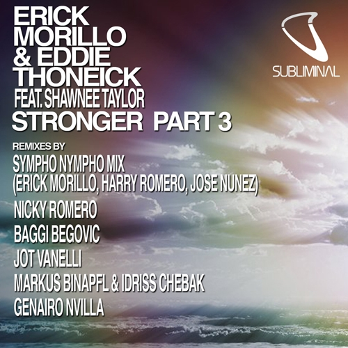 Album Art - Stronger - Part 3