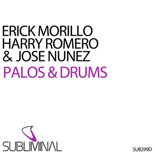 Album Art - Palos & Drums