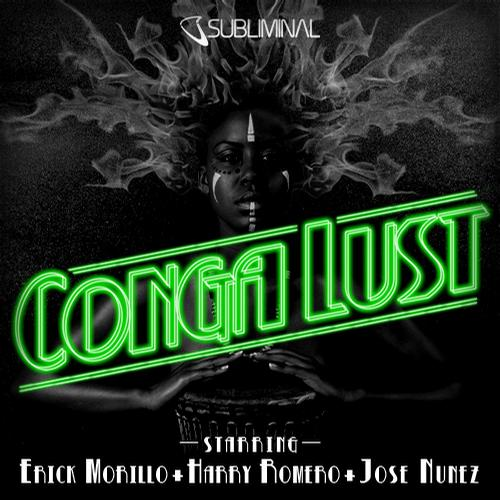 Album Art - Conga Lust