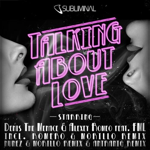 Album Art - Talking About Love