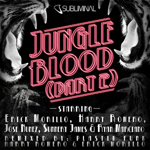 Album Art - Jungle Blood (Part 2)