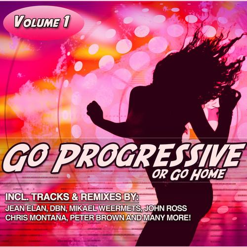 Album Art - Go Progressive or Go Home, Vol. 1
