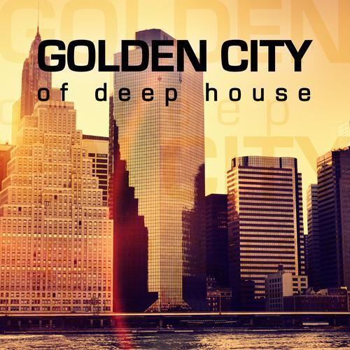 Golden City of Deep House Album Art